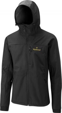 Wychwood Softshell Jacket Black Large