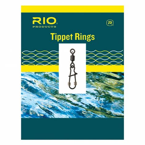 Rio Steelhead Tippet Rings 3mm