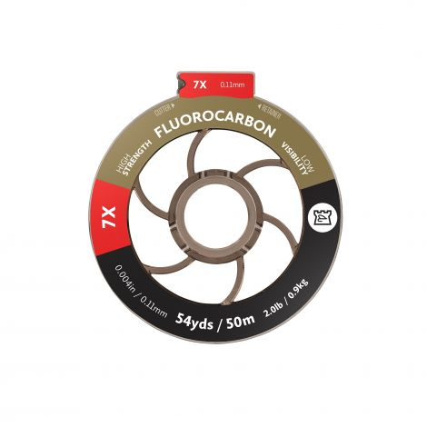 Hardy Fluorocarbon Tippet 6X