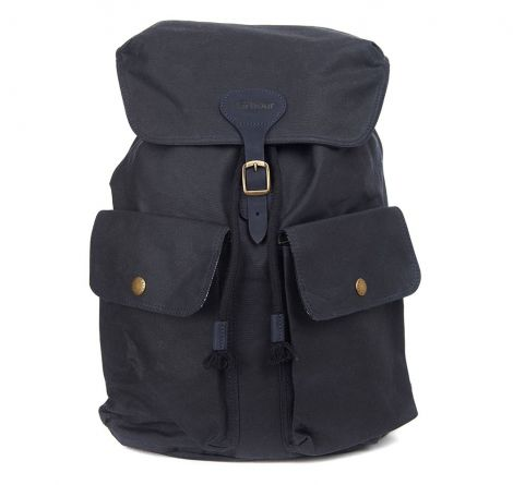 Barbour New Beaufort Backpack - Navy