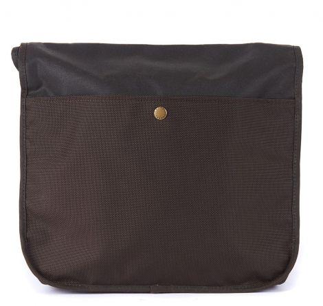 Barbour Eadan Messenger Bag - Olive
