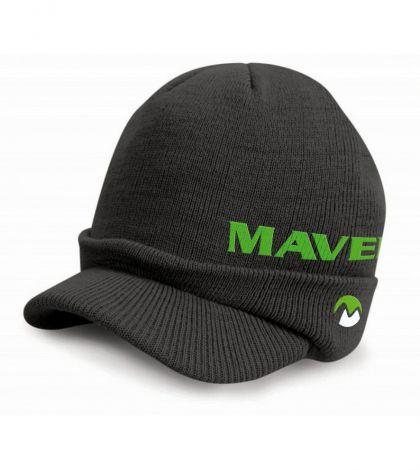 Maver Peaked Beanie