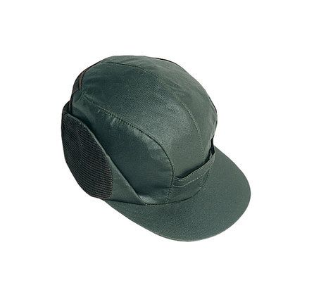 Barbour Waxed Cotton Hunting Cap