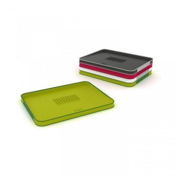 Joseph Joseph Cut&Carve™ Plus Large Non-slip, Multi-function Cutting Board