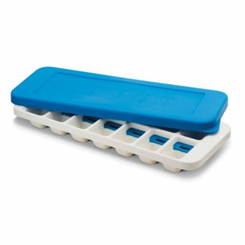 Joseph Joseph QuickSnap™ Plus Easy-release Ice-cube Tray with Stackable Lid